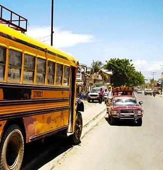Accident grave d'un bus aux Gonaïves