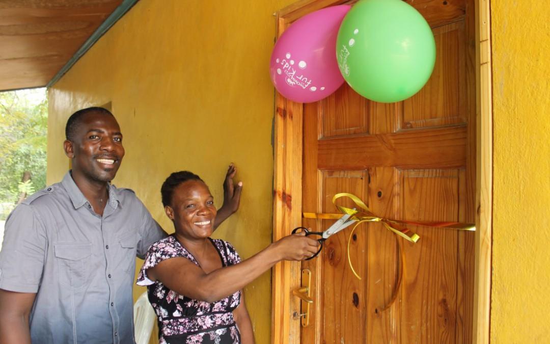 La 5ème Maison d'Enfants a été ouverte!