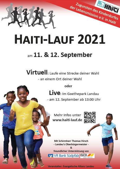 Haiti-Lauf 2021
